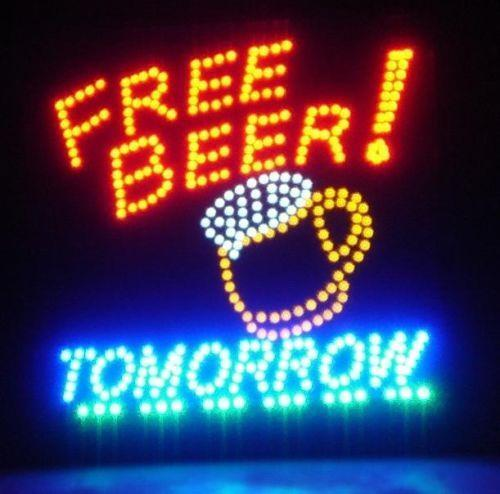 Man Cave Lighted Beer Signs : Man cave sign lighted ebay