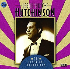 NEW 2CD ~ Leslie ' Hutch ' Hutchinson - Essential Recordings ( Best Of ) Piano