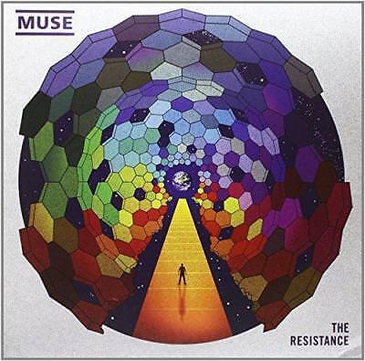 Muse - The Resistance (NEW 2 VINYL LP)