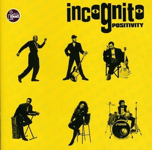 Incognito - Positivity [new Cd] Uk - Import