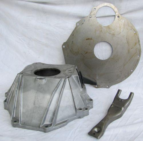 Ford C4 Small Bellhousing: 5 Bolt Bellhousing: Parts & Accessories