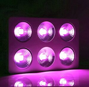 Full spectrum 1080w COB LED grow light hydroponic HPS