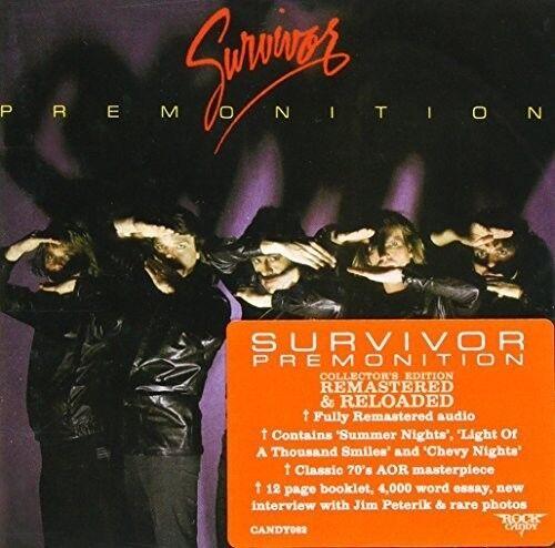 Survivor - Premonition [new Cd]