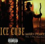 War & Peace Volume 1 (The War Disc)-Ice Cube-CD