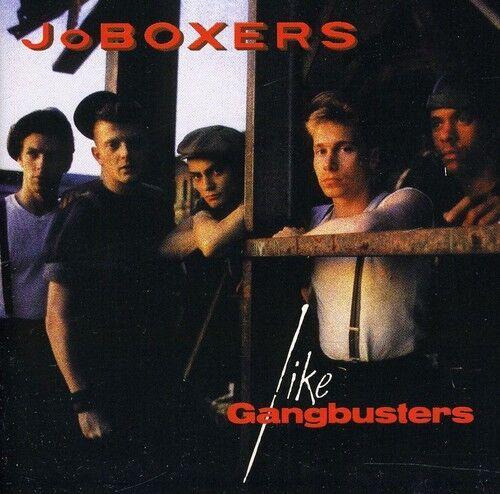 JoBoxers - Like Gangbusters [New CD] Bonus Tracks, Rmst