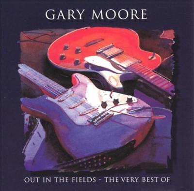 GARY MOORE - OUT IN THE FIELDS: THE VERY BEST OF GARY MOORE NEW
