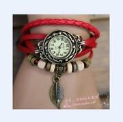 Ladies Wrap Around Watch