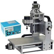 3 Axis CNC