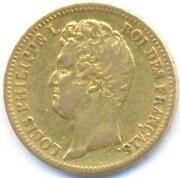 20 Franc Gold