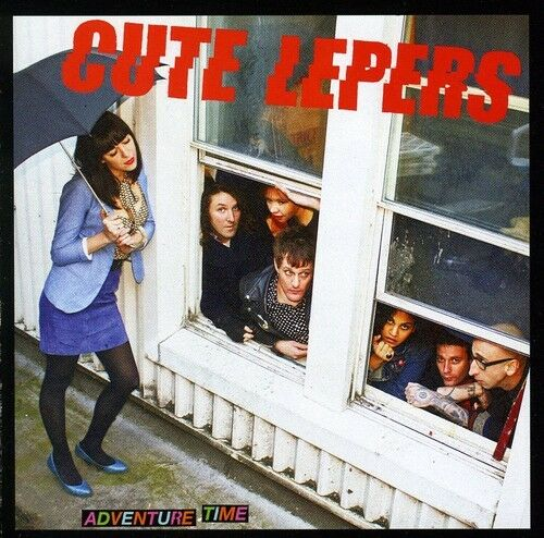 The Cute Lepers - Adventure Time [New CD]