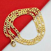 Womens Gold Necklace 18K