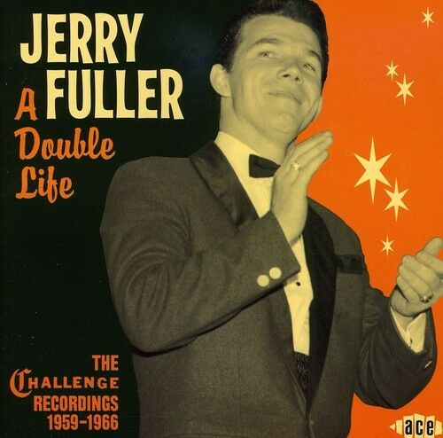 Jerry Fuller - Double Life: Challenge Recordings 1959-1966 [New CD] UK - Import