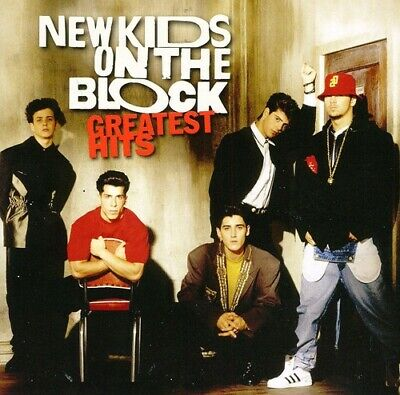 New Kids On The Block - Greatest Hits 886979837720 (CD Used Very