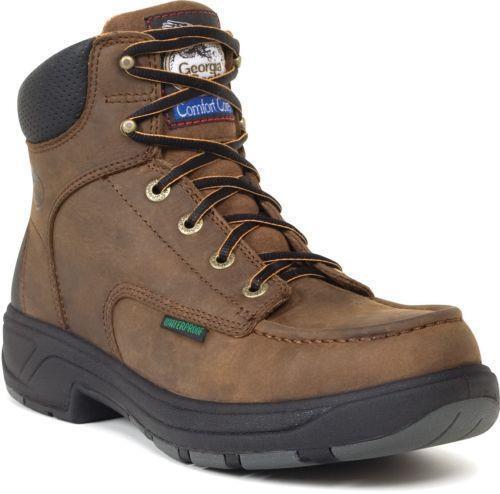 Comfortable Work Boots | EBay
