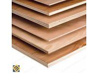 Hardwood Plywood - B/BB Superior Grade Hardwood WBP Plywood Sheets