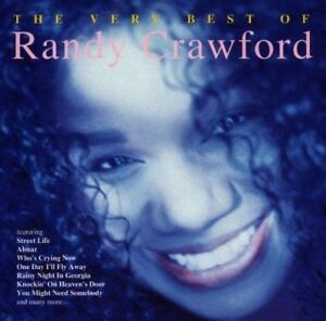 RANDY CRAWFORD THE VERY BEST OF CD  (Greatest Hits)