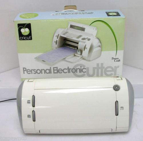 personal die cut machine