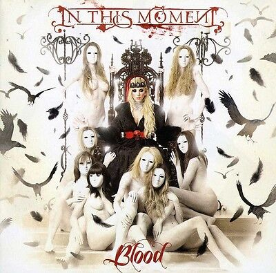 In This Moment - Blood [New CD]