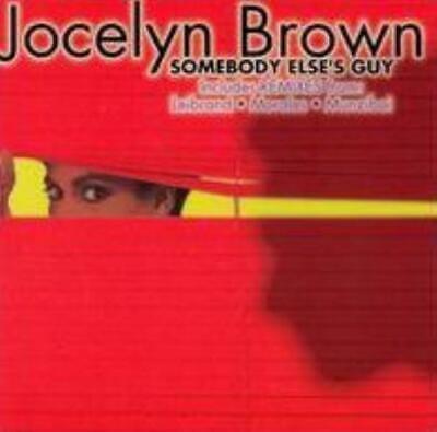 JOCELYN BROWN: SOMEBODY ELSE'S GUY (LP vinyl *BRAND NEW*.)