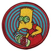 Bart Simpson Patch