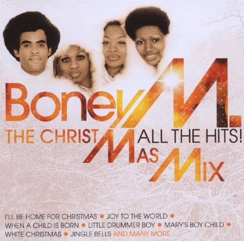 Boney M. - Christmas Mix [new Cd] Germany - Import