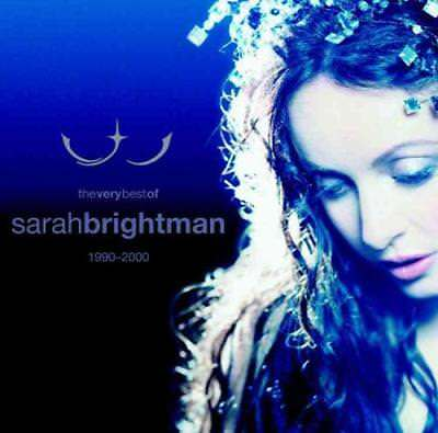 SARAH BRIGHTMAN - VERY BEST OF SARAH BRIGHTMAN: 1990-2000 NEW CD