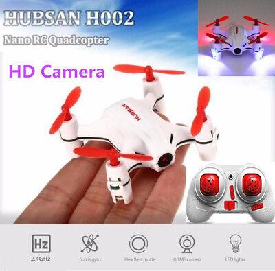 Hubsan H002 Q4 Mini Rc Quadcopter 2 4G 4Ch 480P Hd Camera Led Toys Drone  In Usa