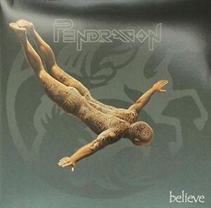Pendragon Believe vinyl LP NEW sealed