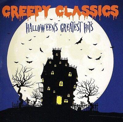Various Artists - Creepy Classics: Halloween's Greatest Hits / Various [New CD]](Creepy Classics Halloween's Greatest Hits)