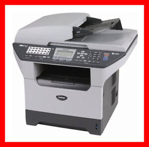 VGC Brother 8460N All-in-One Laser Networking Printer,30ppm,warr