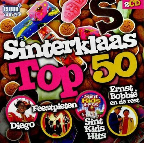 Sinterklaas Top 50--CD