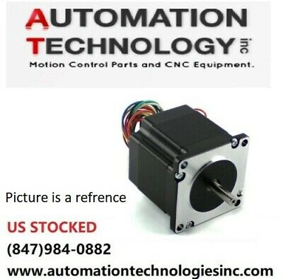 Nema23 185ozin 3a Stepper Motor Dual Shaft Kl23h256-30-4b 4 Wires