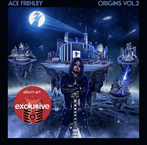 Ace Frehley SEALED Origins Vol 2 CD TARGET LIMITED EDITION ALT COVER ART