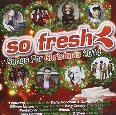 Various Artists - So Fresh: Songs for Christmas 2014 / Various [New CD] Australi ()