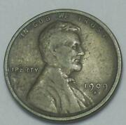 1909 s Lincoln Cent