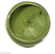 Green Shoe Polish