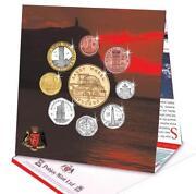 Isle of Man Coin Set