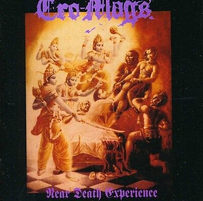Cro-Mags, Cro Mags - Near Death Experience [New CD] Argentina - Import