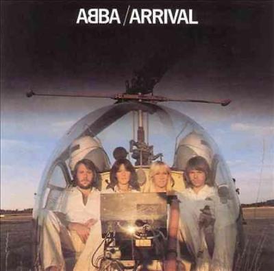 LP-ABBA-ARRIVAL -LP- NEW VINYL RECORD