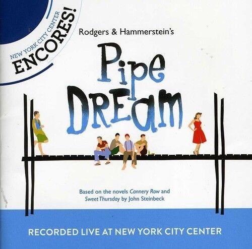 Cast Recording - Pipe Dream: New Cast Recording [New CD]