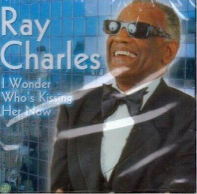 Ray Charles I wonder who's kissing her now? (12 tracks)  [CD]