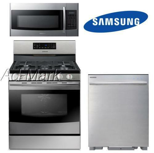 Kitchen appliance package ebay for Kitchen appliance packages