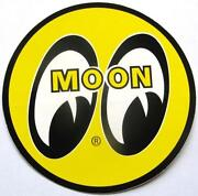 Moon Eyes Sticker