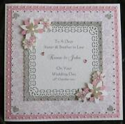 Personalised Wedding Cards Son