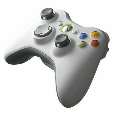 Xbox 360 Wireless Controller - White (Xbox 360) - Loose for sale  Shipping to India
