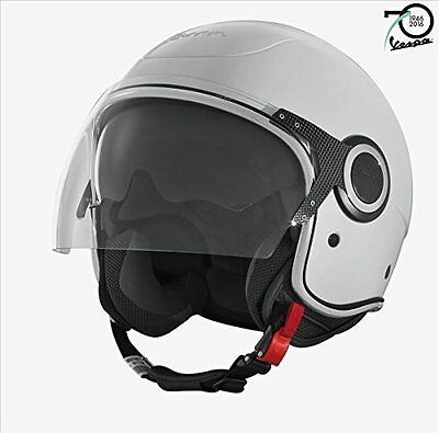 606416M05GS HELMET VJ VESPA 70TH ANNIVERSARY BALL GREY 784 / B SIZE XL