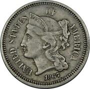 3 Cent Coin