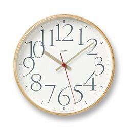 Lemnos AY Clock LC04-11 Wall Clock Japan