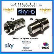 Satellite Cable Connectors