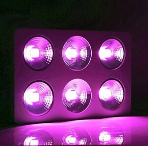 Full spectrum 1200W COB LED Grow Light HPS Killer hydroponi